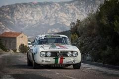 2016 Tour de Corse Historique at Palasca in Corsica
